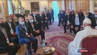 """Papa Francesco: """"Alcuni mi volevano morto, già preparavano il Conclave"""""""