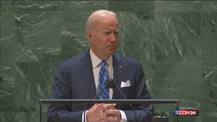 Onu, Biden: Ue partner fondamentale su clima e sicurezza