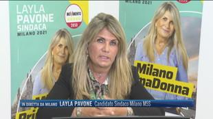 """Layla Pavone, Candidato Sindaco Milano M5S: """"La nostra campagna si chiama Milano prima donna"""""""