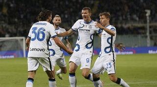 L'Inter ribalta la Fiorentina e torna in vetta con un tris al Franchi