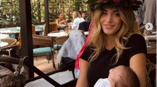 Sara Scaperrotta si è laureata con baby-Zanioloin braccio