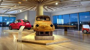 Casa 500, il museo per l'icona del made in Italy