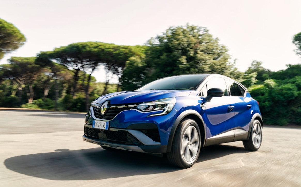 Renault Captur full hybrid