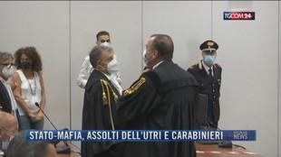 Breaking News delle 21.30 | Stato-mafia, assolti Dell'Utri e carabinieri