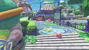 Kirby e la Terra Perduta, il trailer di presentazione