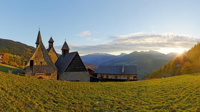Le tappe perfette per un inizio di autunno in Alto Adige