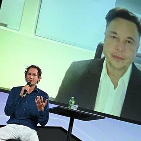 """Italian Tech Week 2021, Elon Musk: """"Marte trampolino per la vita aliena"""""""