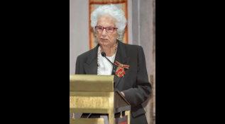 Liliana Segre riceve dalla Germania un'onorificenza per l'impegno come testimone dell'Olocausto