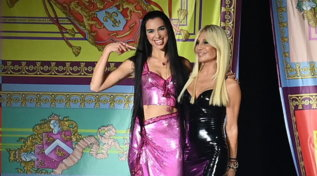 Milano Fashion Week, Versace: sfilata show da Dua Lipa alle super top