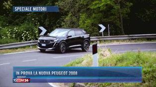 In prova la nuova Peugeot 2008