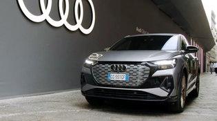 Il lungo viaggio di Audi tra arte e luce