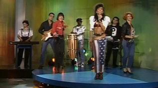 "Superclassifica Show 1989, Sabrina Salerno canta ""Gringo"""