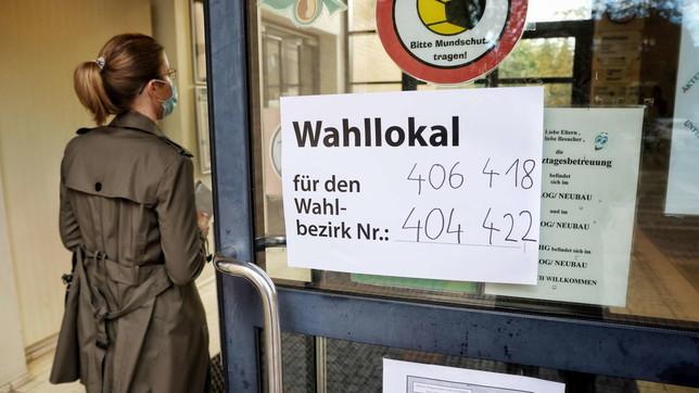 La Germania al voto per il dopo Merkel