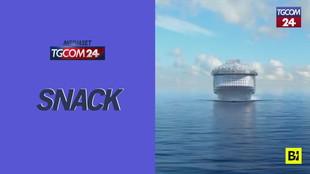 La nave da crociera più grande del mondo è pronta a salpare