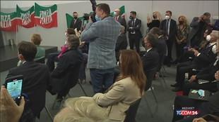 "Berlusconi: ""A Milano serve una svolta"""