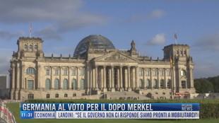 Breaking News delle 11.00 | Germania al voto per il dopo Merkel