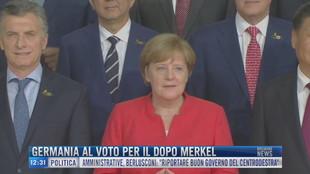 Breaking News delle 12.00 | Germania al voto per il dopo Merkel