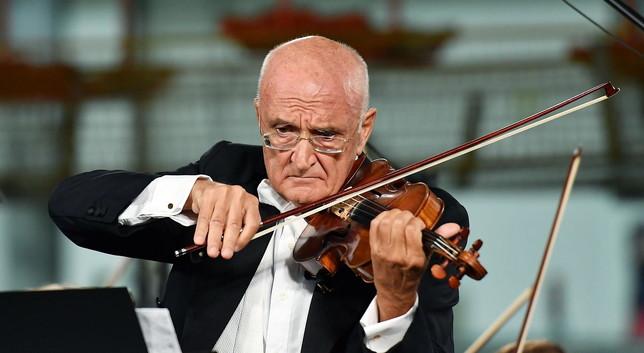 Il Maestro Salvatore Accardo compie 80 anni