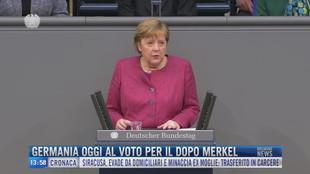 Breaking News delle 14.00 | Germania al voto per il dopo Merkel