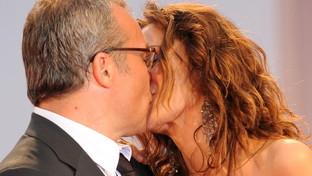Claudio Amendola e Francesca Neri, una storia d'amore lunga 25 anni