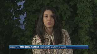 """Valentina Sganga candidato Sindaco a Torino per il Movimento 5Stelle: """"La priorità per Torino è il lavoro"""""""