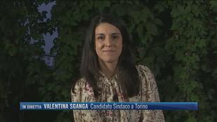 """Valentina Sganga candidato Sindaco a Torino per il Movimento 5Stelle: """"Per il futuro puntare molto sul problema dell'inquinamento"""""""