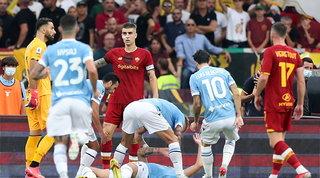Milinkovic, Pedro e Anderson: Sarribatte Mourinho e vince il derby