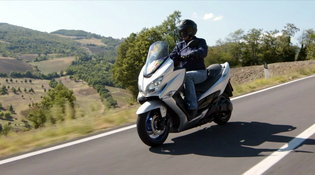 Il signore degli scooter