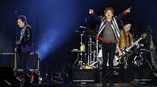 I Rolling Stones tornano dal vivo senza Charlie Watts