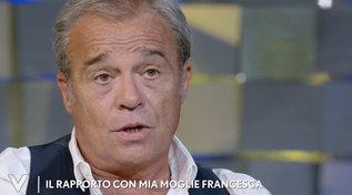 """Claudio Amendola svela la malattia della moglie Francesca Neri: """"Fatica a vivere le sue giornate"""""""
