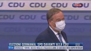 Breaking News delle 11.00 | Elezioni Germania, Spd davanti alla Cdu
