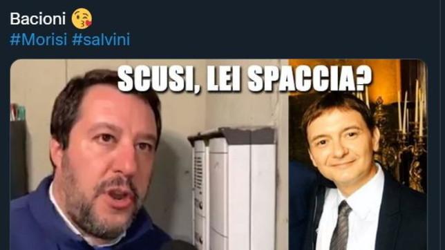 """Morisi indagato, l'inventore della """"Bestia"""" social di Salvini alla gogna sul Web: """"Scusi, lei spaccia?"""""""