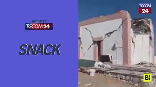 Grecia, terremoto di magnitudo 6.1 a Creta