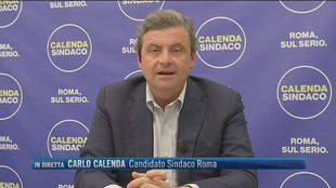 """Carlo Calenda, candidato Sindaco di Roma: """"Il problema numero uno di Roma è la sporcizia"""""""