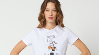 Moda, Manila Grace: le t-shirt per la salute del cuore delle donne