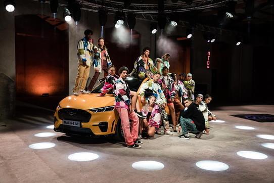 Ford si muove tra moda e sostenibilità