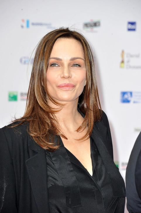 Francesca Neri, bellezza lunare del cinema italiano