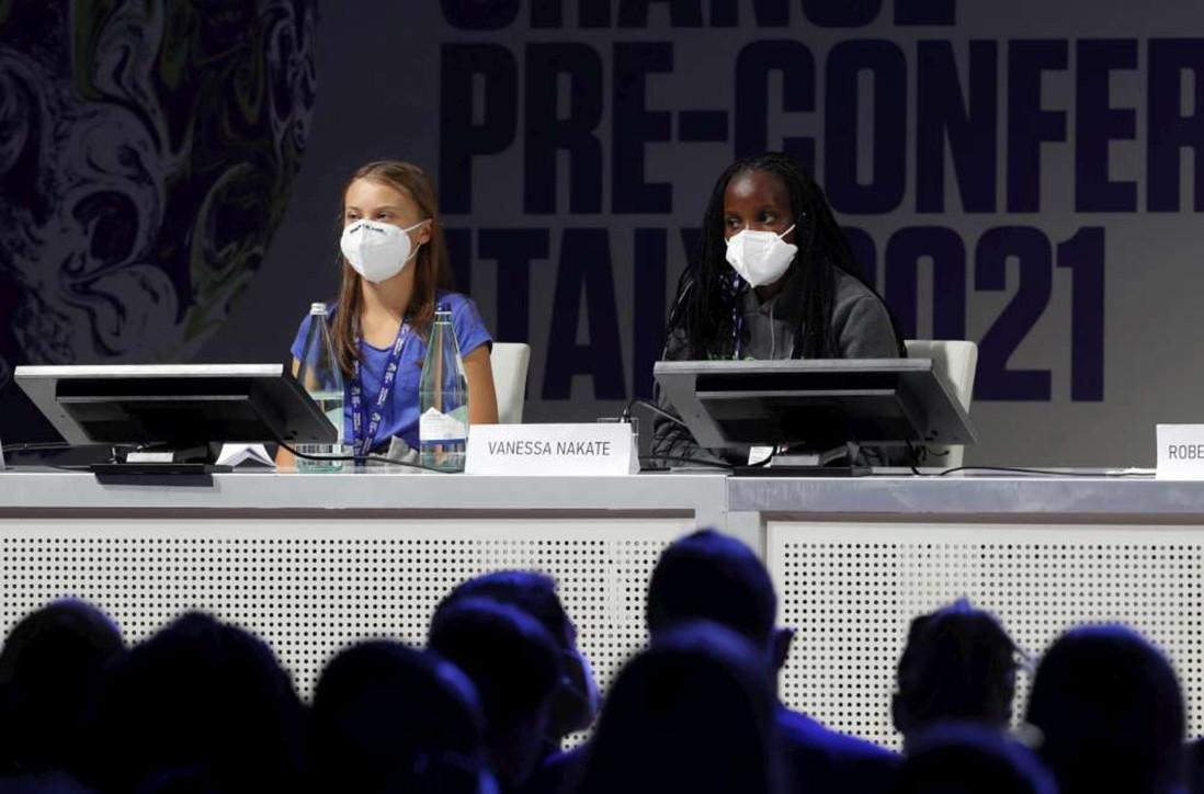 Clima,Greta Thunberga Milano: si apre Youth4Climate