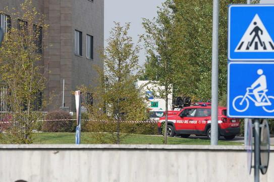 Incidente mortale in un deposito di azoto di Pieve Emanuele