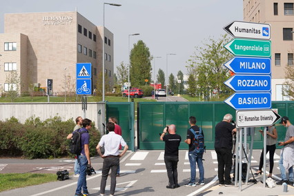 Worker who fell from 5 meters in a work accident in Padova died