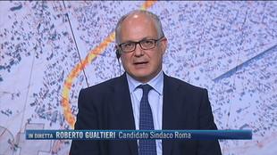 """Roberto Gualtieri, candidato Sindaco di Roma: """"La priorità è ripulire Roma"""""""