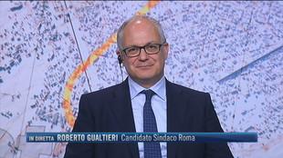 """Roberto Gualtieri, candidato Sindaco di Roma: """"Modificare la raccolta dei rifiuti"""""""