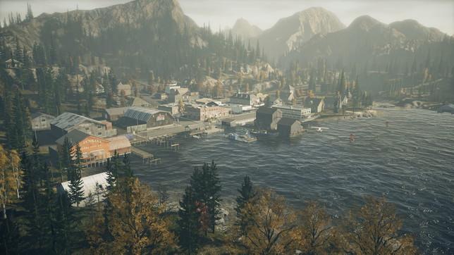 Alan Wake Remastered, le immagini della riedizione per l'avventura sovrannaturale diRemedy