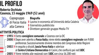 Chi è Roberto Occhiuto, il nuovo presidente della Calabria