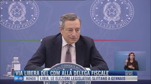 Breaking News delle 9.00 | Via libera del CdM alla delega fiscale