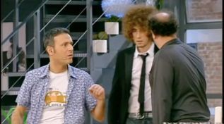 """10 anni fa moriva Marco Simoncelli: eccolo ospite a """"Buona la prima"""" nel 2009"""