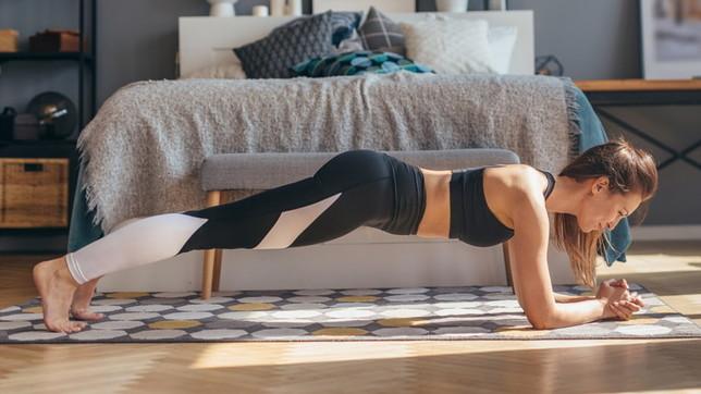 Gli esercizi di ginnastica da fare senza muoversi dal letto