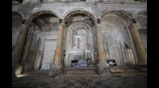Dopo 60 anni riapre la chiesa di Santa dello Spasimo a Sciacca con una mostra di Franco Accursio Gulino