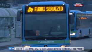 Breaking News delle 09.00 | Sciopero sindacati di base in tutta Italia