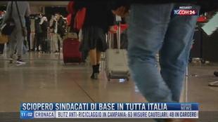 Breaking News delle 11.00 | Sciopero sindacati di base in tutta Italia